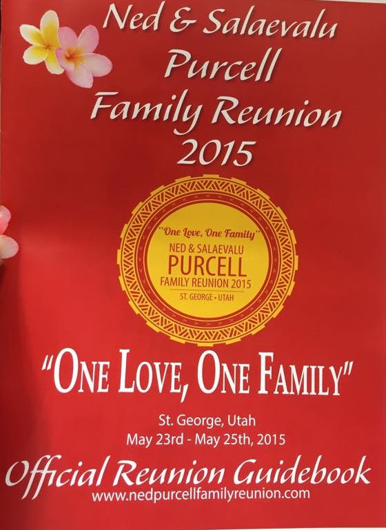 Malae o letalu the purcell family reunion 2015 about a week ago on memorial day weekend the purcell family of samoa especially those in the western parts of the united states had its reunion in m4hsunfo