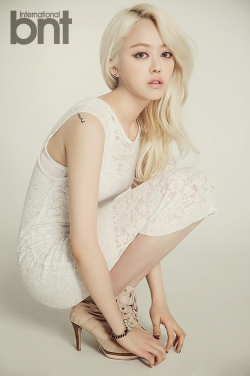 Spica - bnt International March 2014 Sweet Angels