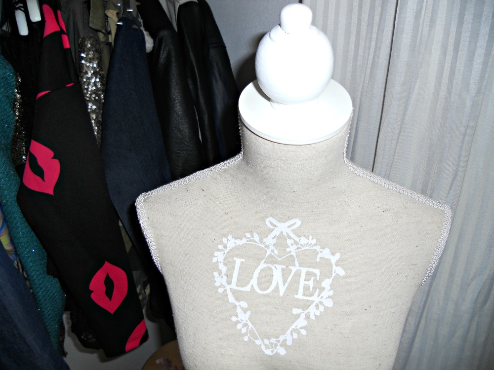 XENOS LOVE Dress Mannequin on sale