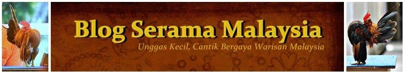 Blog Serama Malaysia