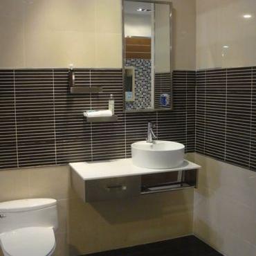kamar mandi minimalis modern kamar mandi minimalis cermin besar kamar