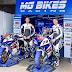 Moto 1000 GP: Destacada actuación del MG Bikes en Cascavel