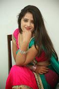 Anusha half saree photos gallery-thumbnail-15