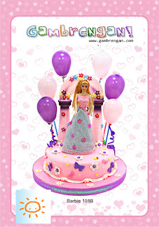 Barbie 101 B