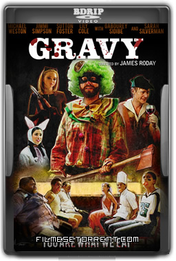 Gravy Torrent BDRip Dual Áudio 2016