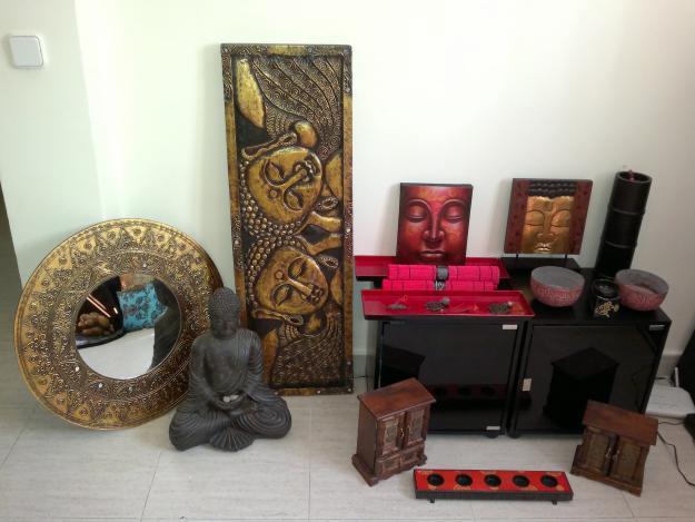 Sabri decoradora los objetos de decoraci n para for Objetos decoracion