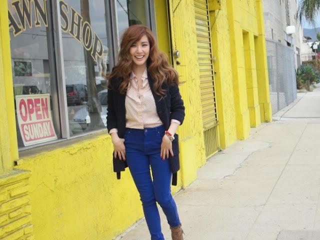 [PICTURE] SNSD Tiffany at LA, America