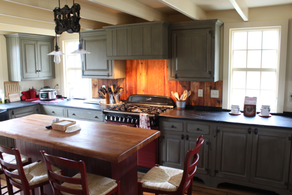 timeless kitchen cabinetry farmhouse kitchen in nj