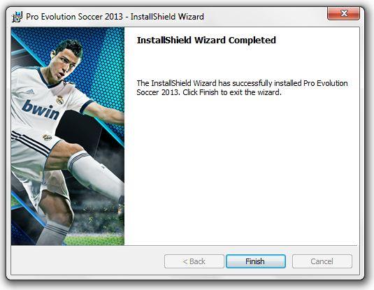 Cara Install Pro Evolution Soccer PES 2013 | Terbaru 2014
