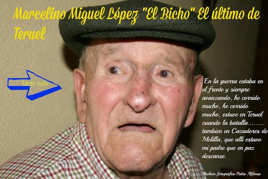 """Marcelino """" El Bicho"""""""