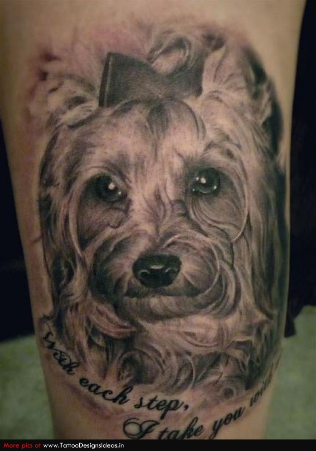 Tattoos Of Dogs!