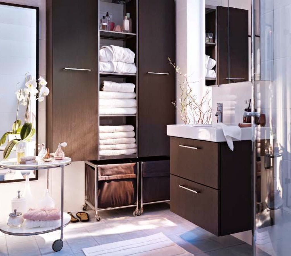 ... Bathroom With Your IKEA Cabinet Design. No Comments: Part 69