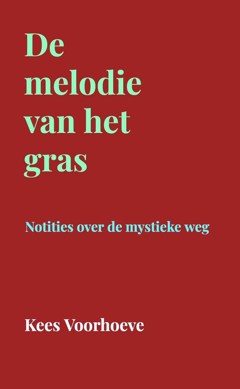 De melodie van het gras
