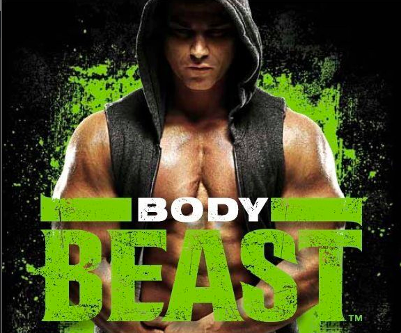 Beachbody Body Beast bulking program at home workouts