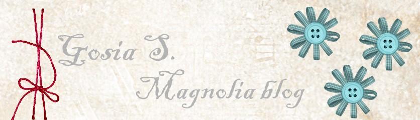 Gosia S. Magnolia blog