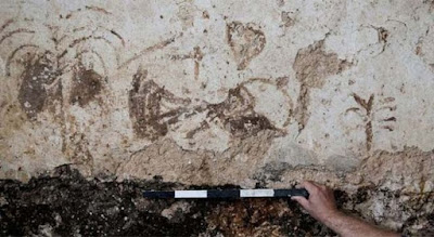 Inscrições de 2 mil anos encontradas em Israel intrigam arqueólogos