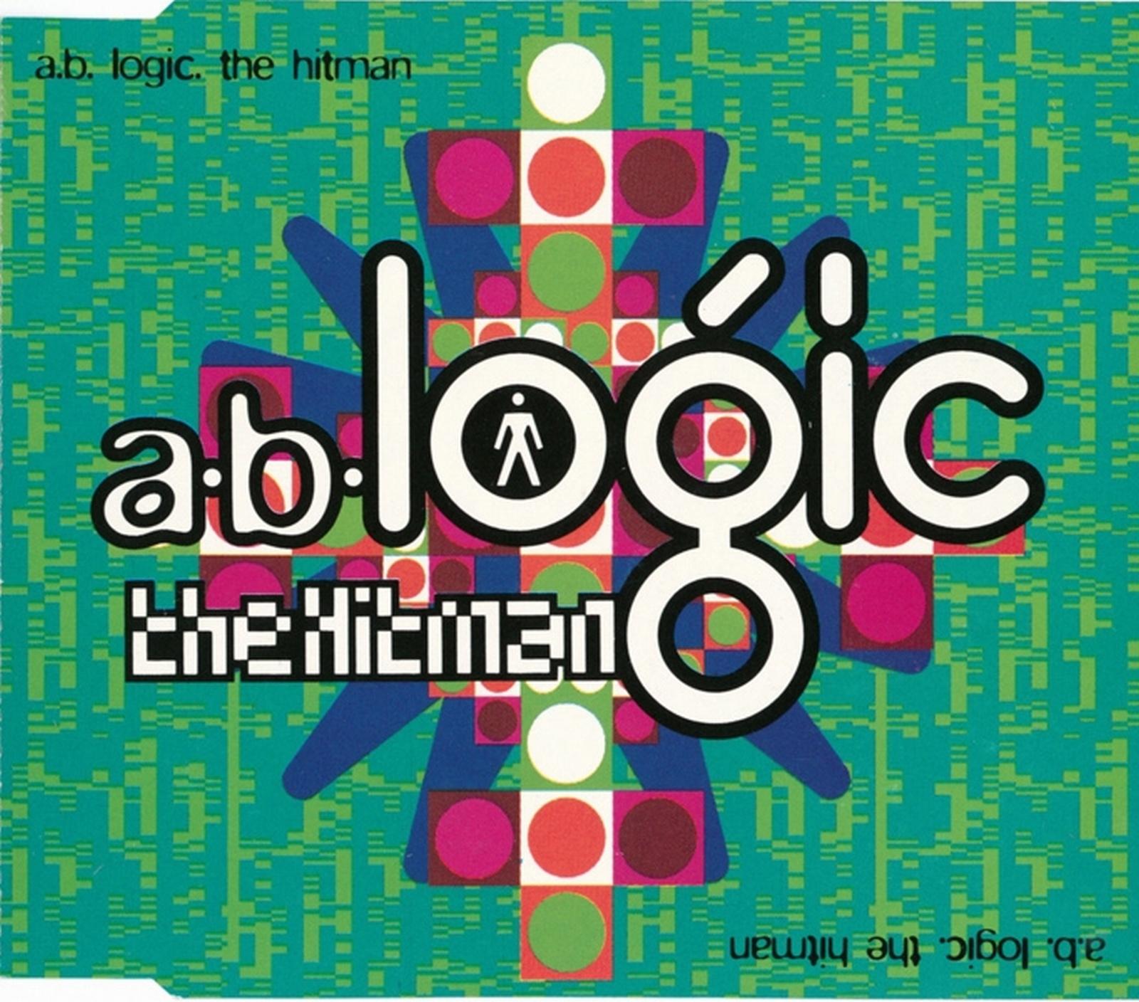 Ab Logic The Hitman Cdm 1992 Dance Vinilo Cd