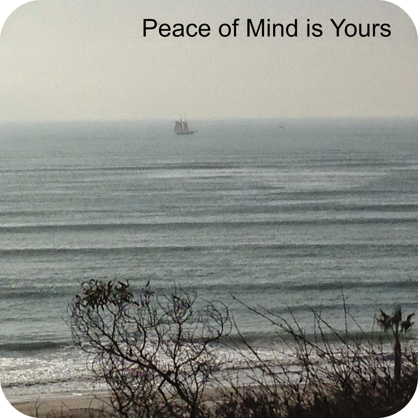 Anxiety to Peace of mind