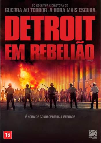 Detroit em Rebelião Torrent - BluRay 720p/1080p Dual Áudio