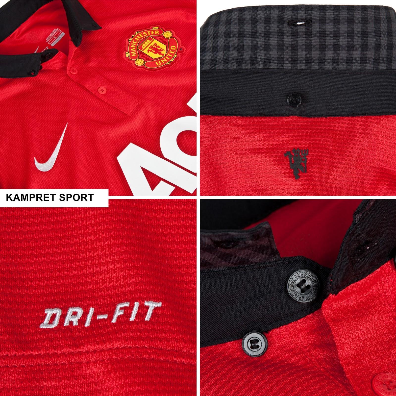 Silahkan Di Order Jersey MU New Season Musim 2014 di Kampret Sport :