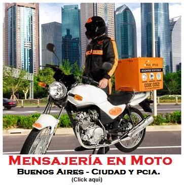 Cadetes en Moto - Aviso