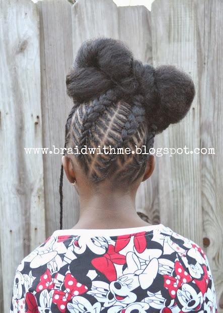 """braid with natural hair """"hair"""""""