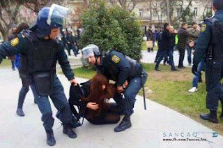 az azeri protest dispotism aliyev human right