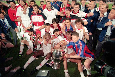 1994 Champions League final Best ever European finals