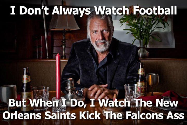 P F T Picks Are In - Falcons Vs. Saints - Rival Central - Falcons ...