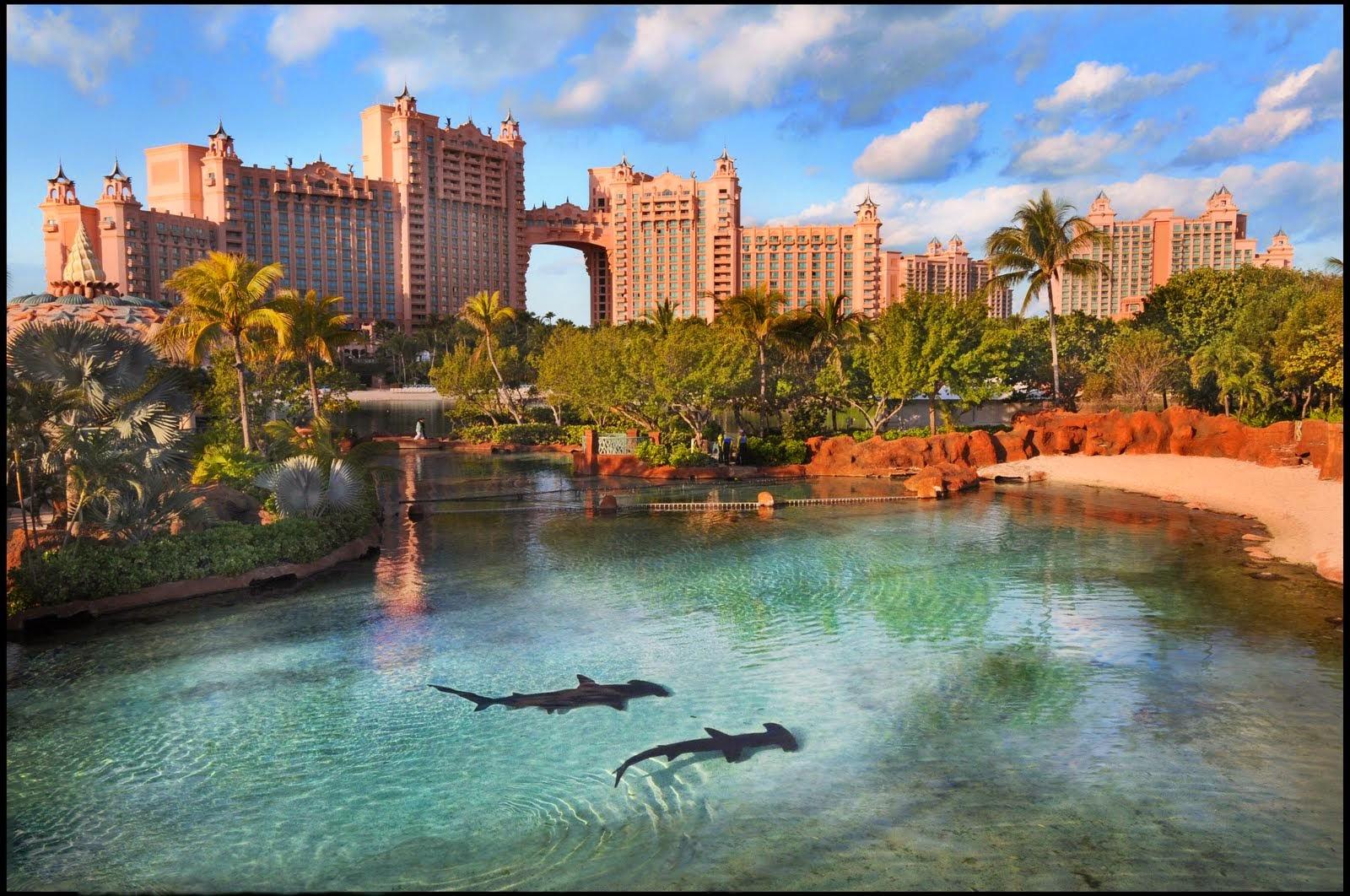 Atlantis Resort Paradise Island Bahamas Vdudesv