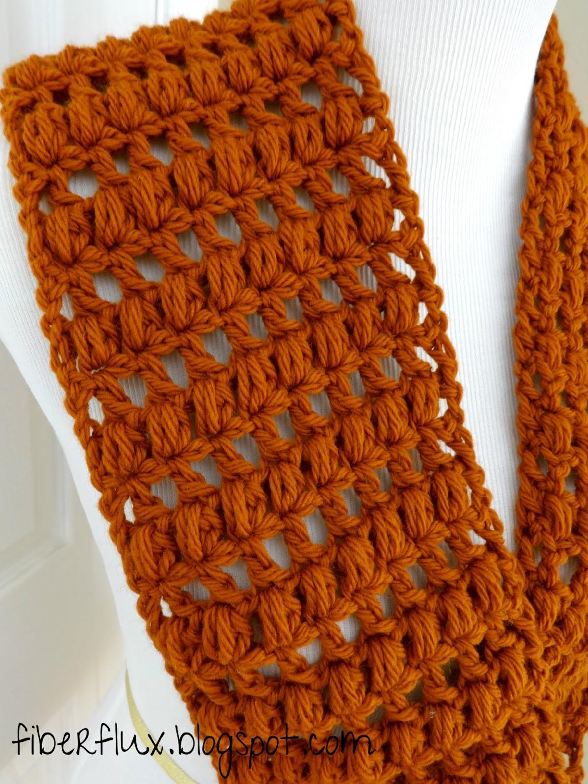 Fiber flux free crochet patternnger snap infinity scarf free crochet patternnger snap infinity scarf bankloansurffo Choice Image