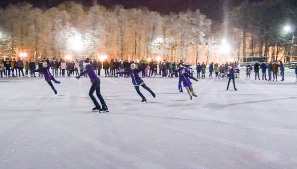 В субботу, 23 января, с 17 до 21 часа молодёжь Сергиево-Посадского района отмечала праздник «День студента».