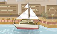 Gemiyle Araba Taşıma Araba Feribotu Oyunu