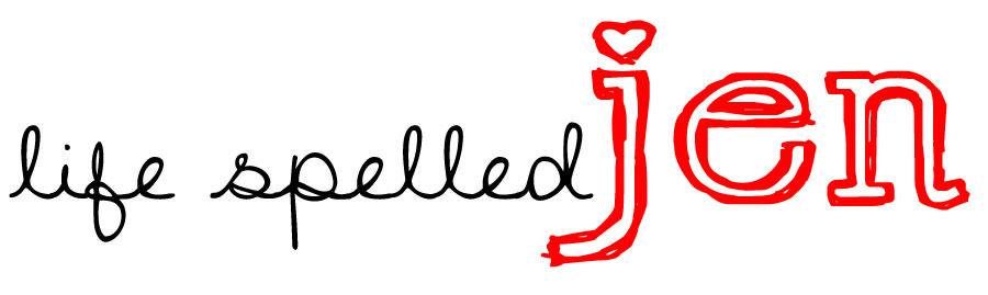 life spelled JEN
