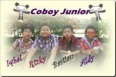 coboy junior coboy junior coboy junior sekian foto coboy junior