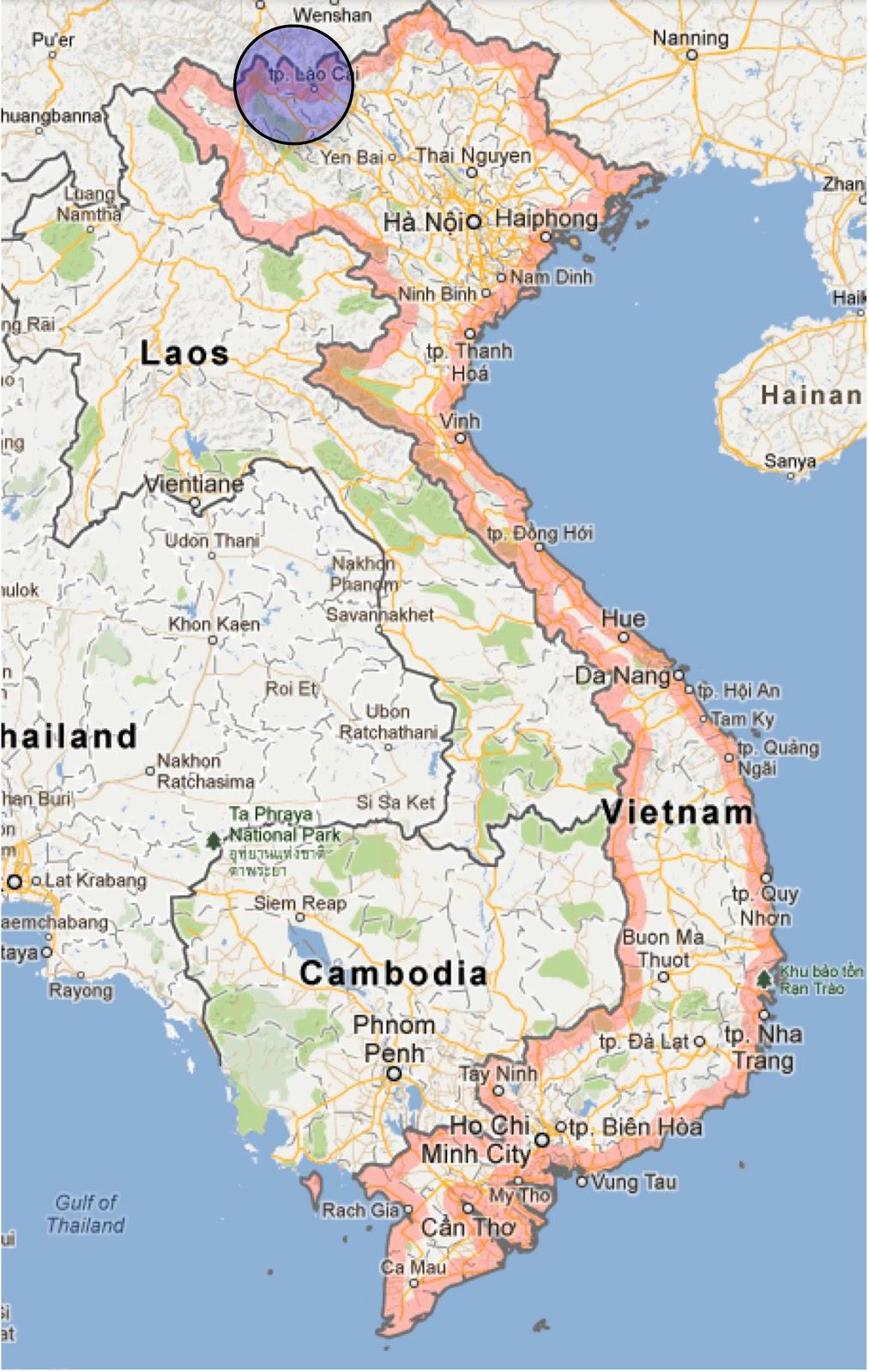 Sa Pa Vietnam EkayaSolutions
