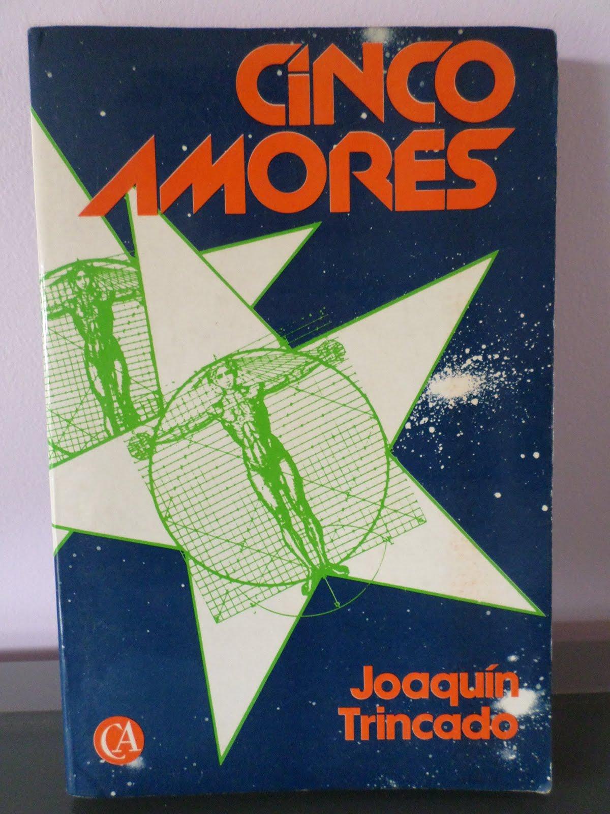 """Libro """"Los Cinco Amores"""" PDF"""