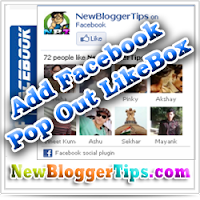 Facebook Smooth jQuery POP OUT Likebox Widget Generator