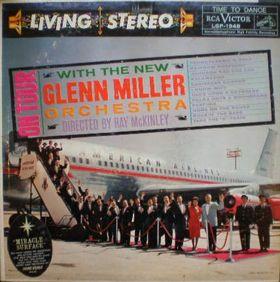 New Glenn Miller Orchestra, The - Dance Anyone?