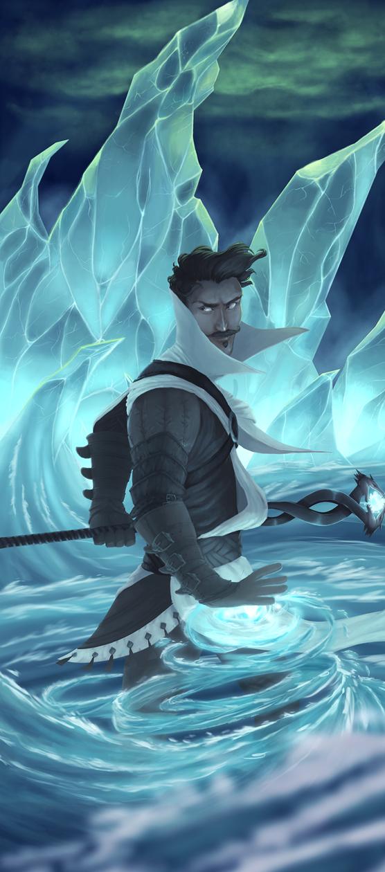 dorian,dragon age inquisition,anime wallpaper