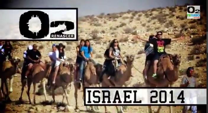 Igreja Renascer levará centenas de jovens para Israel