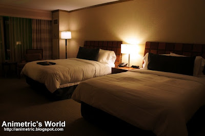 Deluxe Room at MGM Grand Hotel and Casino