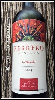El vino de la semana !!
