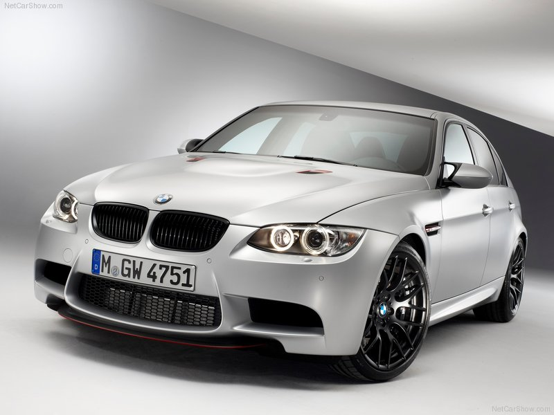 2012 BMW M3 Carbon Racing Technology (CRT)