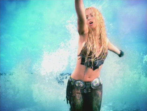 whenever wherever shakira: