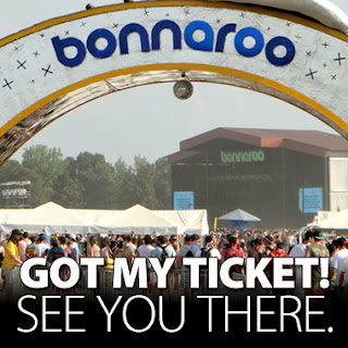 Got my Bonnaroo ticket! See you there.