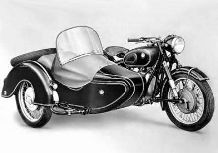 Gambar BMW R60 1956~1960