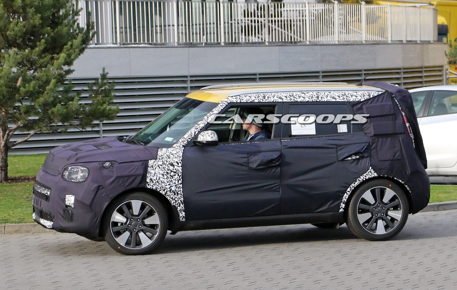 Kia Soul Under The Knife For A Major Nip And Tuck Carscoops