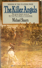 the killer angels by michael shaara essay Critical book review of michael shaara's civil war novel endnotes or lengthy bibliographical essays in the killer angels, shaara does an excellent job of.