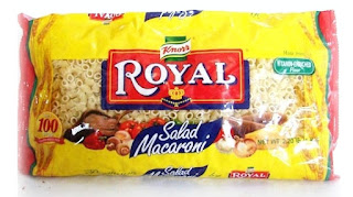 But I Can T Find It Here So I Used Another Kind Of Tube Pasta By Barilla Which Is Called Ditalini It S A Bit Smaller Compared To Royal Salad Macaroni But